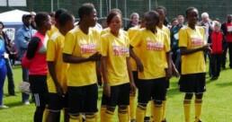ksc 2013 Afrikanisches Team